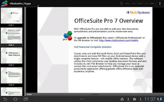 OfficeSuite Pro 7 Android