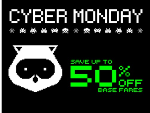 Porter Airlines Cyber Monday Save Up To 50% Off Base Fares + Extra 25% Off Promo Code