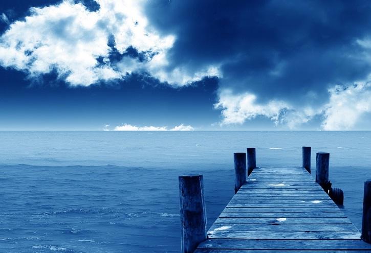 camino a la mar