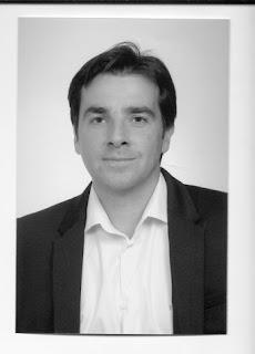 David Jara (El encantador de saltamontes de Editorial Guadalmazán)