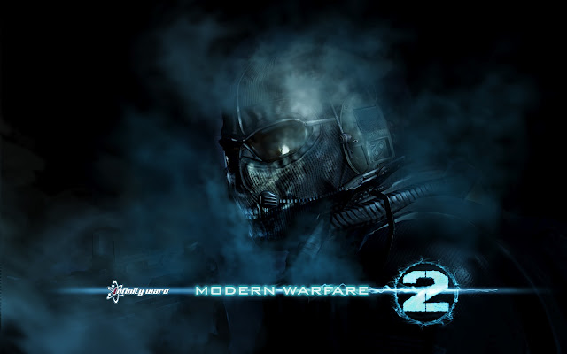 call of duty modern warfare 2 infinity ward first person shooter game