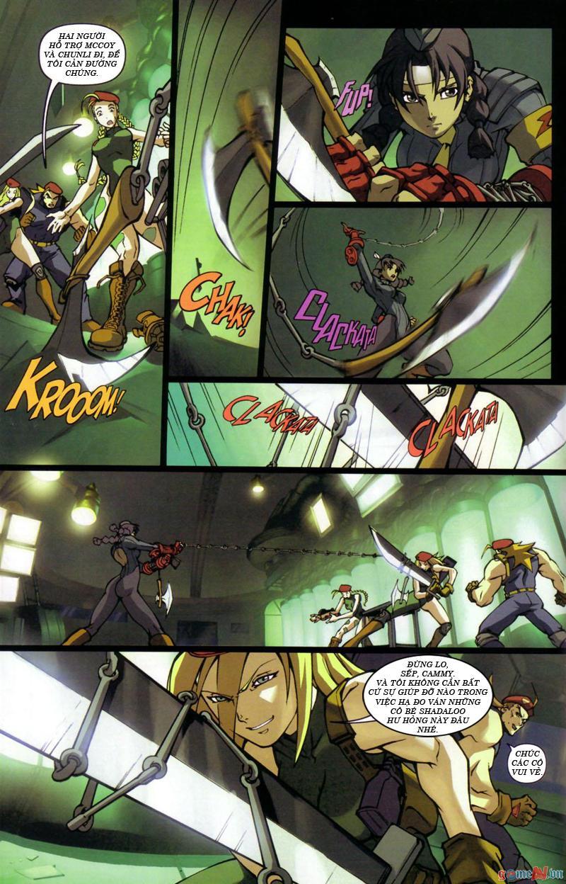 Street Fighter chap 12 - Trang 9