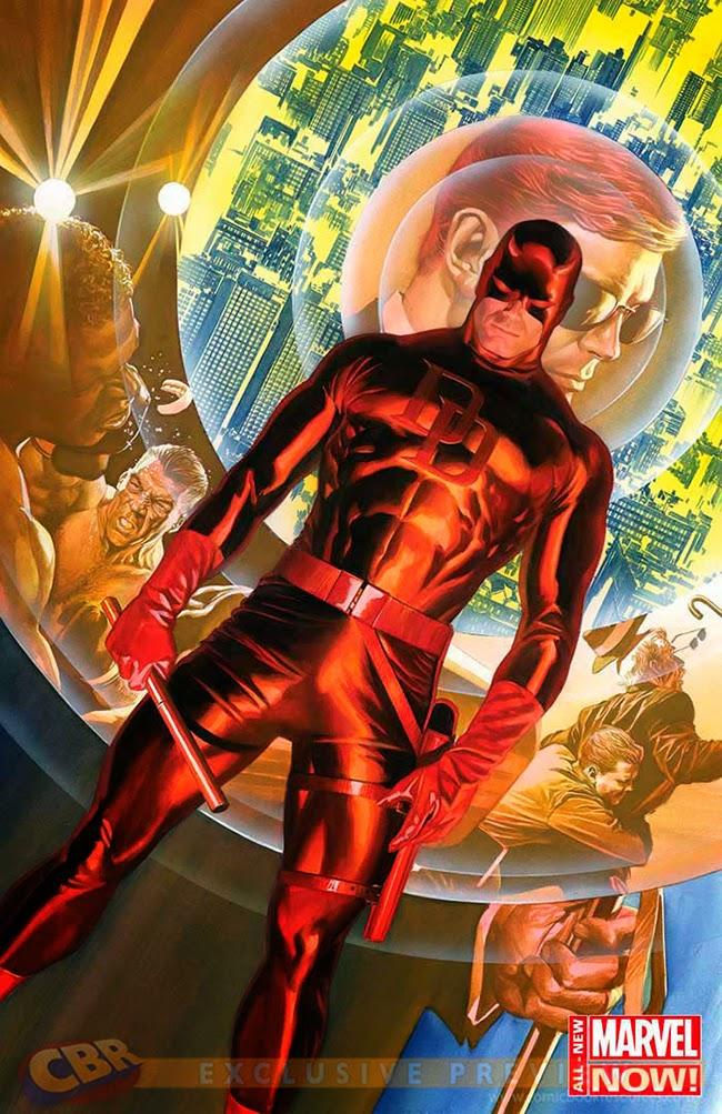 Clique na imagem para ver a prévia de Daredevil #1