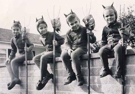 The young Voo-Dooms