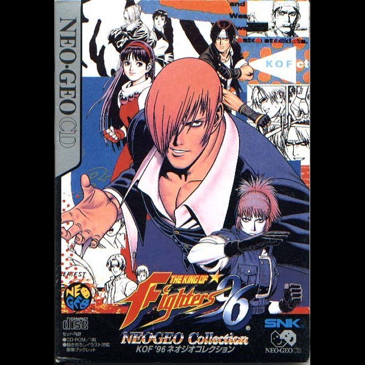 KOF96 Neo Geo Collection [Neo Geo CD]