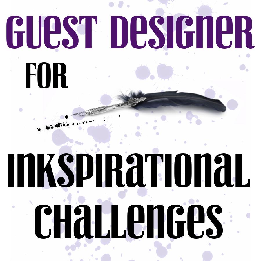 GUEST DESIGNER 25 MARCH