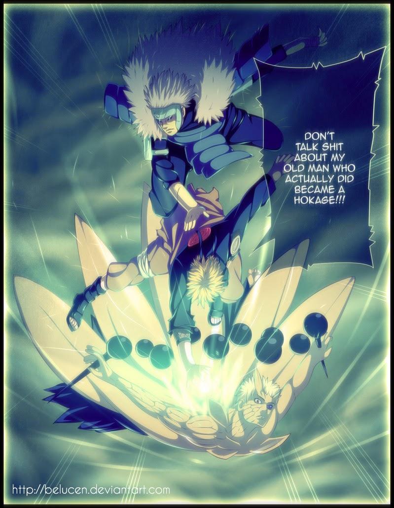 Naruto chap 659 Trang 19