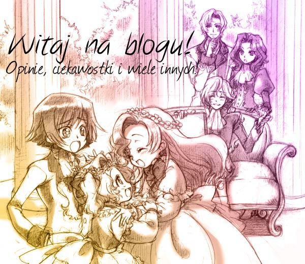 Anime i Manga, czyli coś co uwielbiam