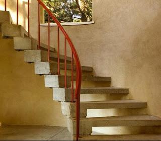 Fotos de escaleras mayo 2013 Modelos de escaleras de cemento