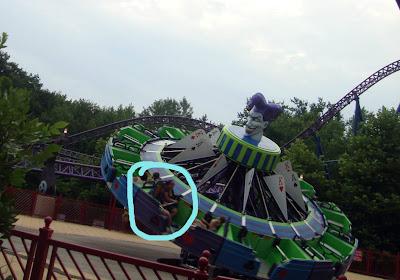 Six Flags The Joker