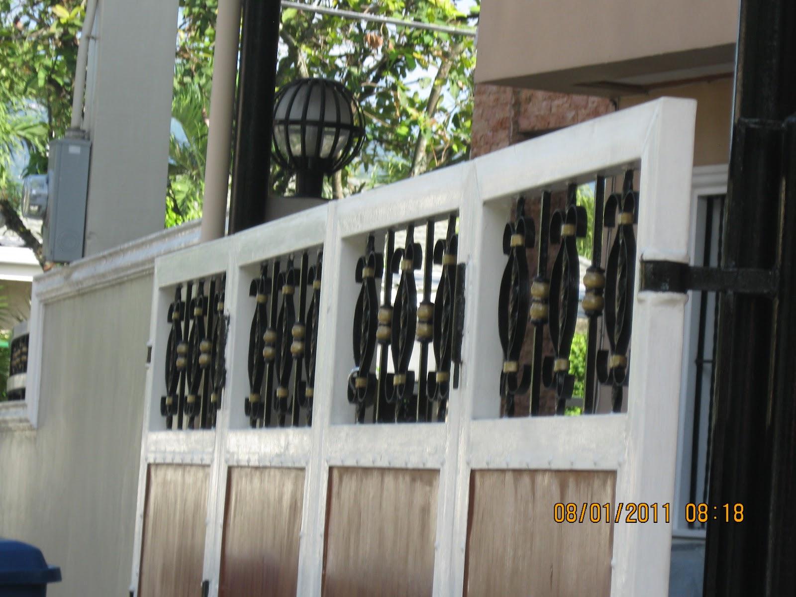 Gate Design In Philippines | Joy Studio Design Gallery - Best Design