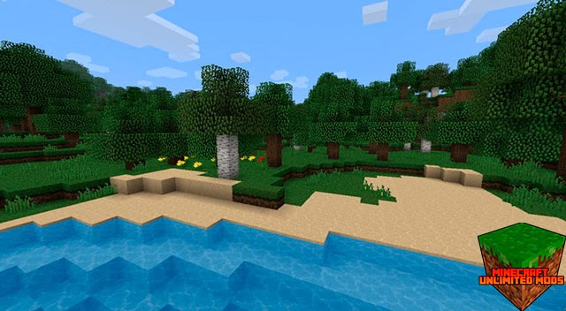 Coterie Craft Texture Pack playa