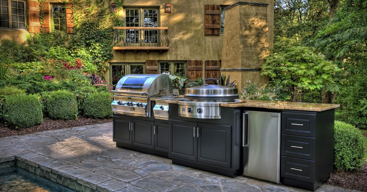 Mode concrete luxury outdoor kitchen importers for Outdoor kitchen installers