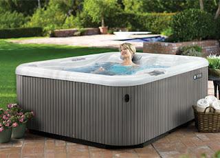 Vasche idromassaggio - Mini piscine da giardino ...