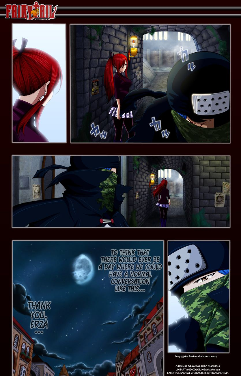 Fairy Tail chap 285 page 8 - IZTruyenTranh.com