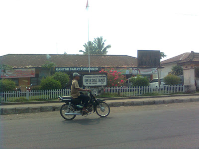kantor camat Kecamatan tugu mulyo mura