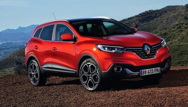 Renault promete um novo SUV esportivo de sete lugares