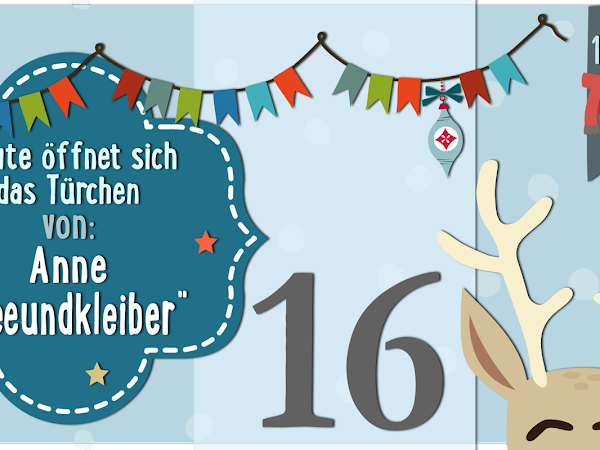 Adventskalender Türchen Nr. 16
