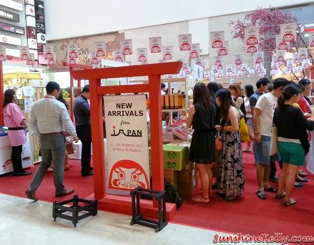 New Arrival from Japan, Japan Food Fair, Pavilion KL, Tokyo Street, Kansai, Kyushu, Kanto, Chuguko