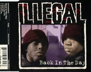Illegal - Back In The Day (1993)