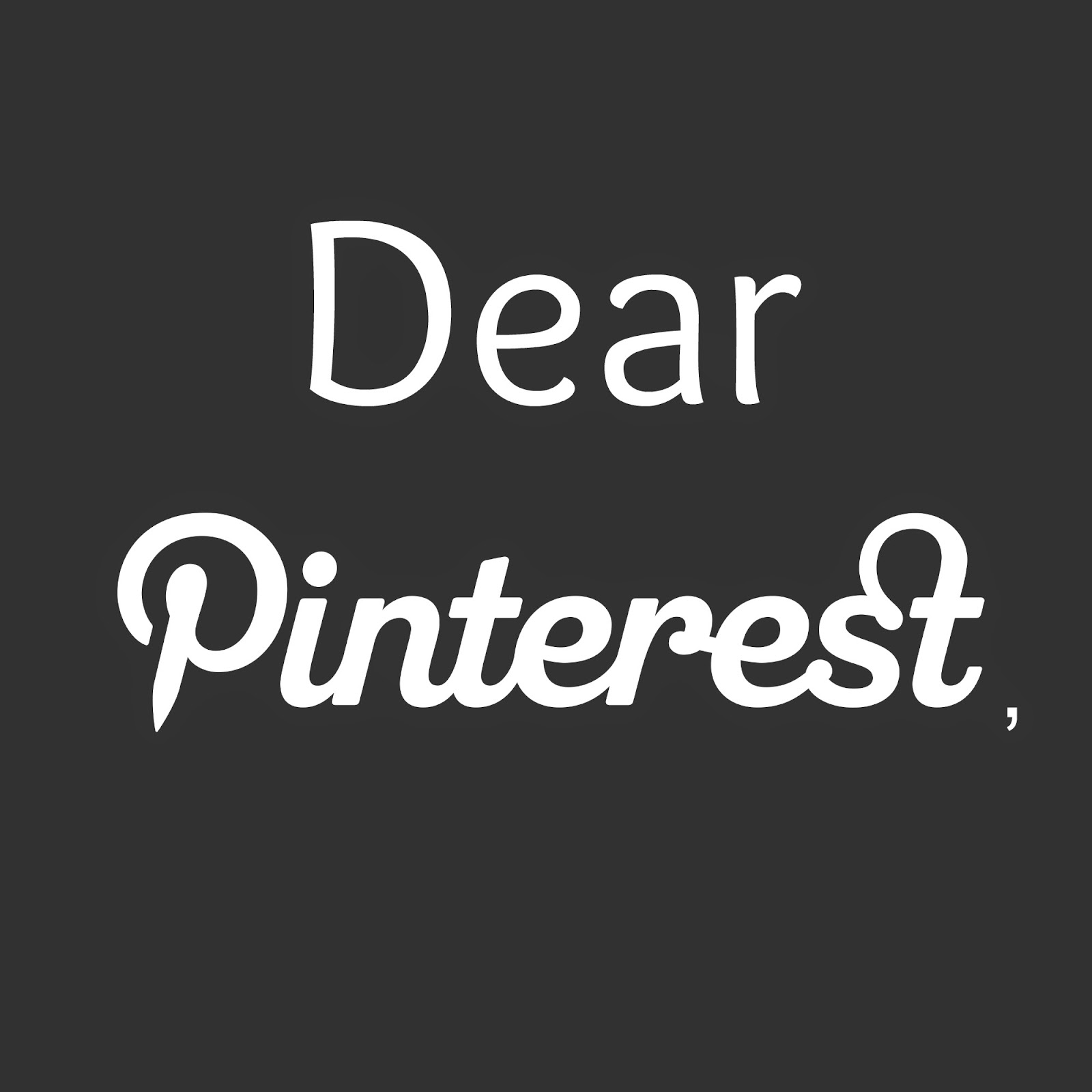 a Pinterest wish list