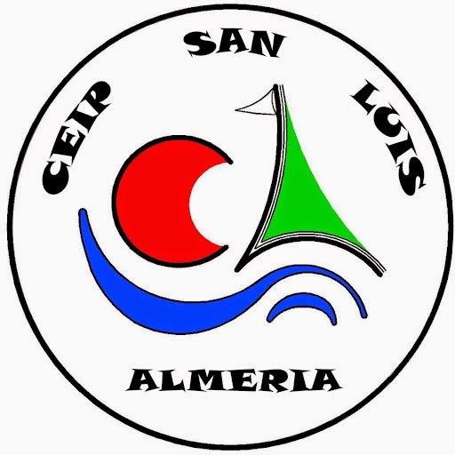 Logotipo del CEIP San Luis