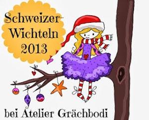 Wichteln für Schweizer Blogger