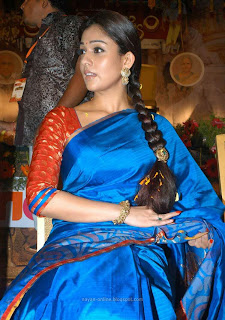 Nayanatara at Sri Rama Rajyam Audio Launch Stills