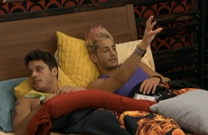 Big Brother 16 Frankie Grande Broadway