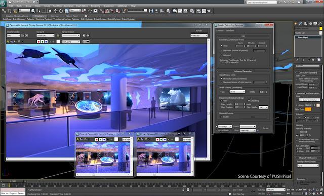 Autodesk 3D Studio Max [2012] [X86 & X64 Bits] [VS]