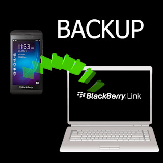 Backup BlackBerry 10