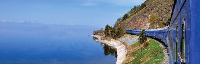 Golden Eagle Trans Siberian Express