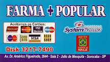 FARMA + POPULAR MEDICAMENTOS E PERFUMARIA