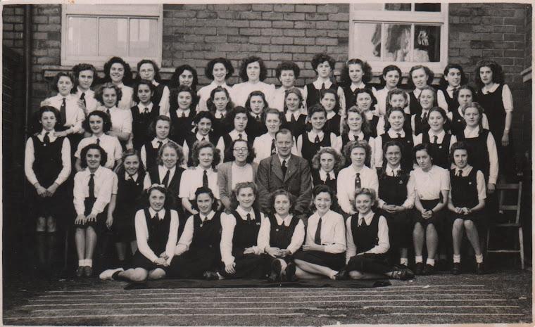 Twmpath Secondary Modern School Choir (1948)