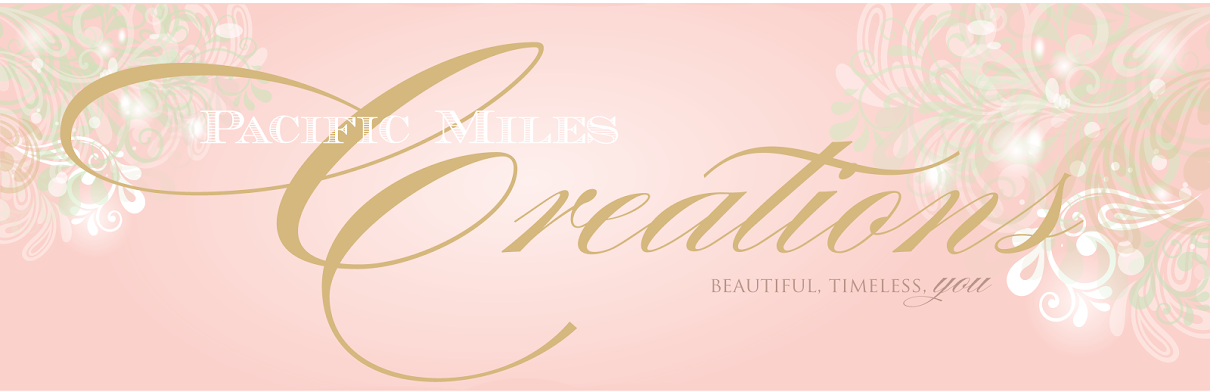Pacific Miles Creations: Beautiful Stationary for All of your Design Needs