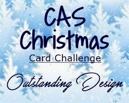 CAS Christmas Challenge
