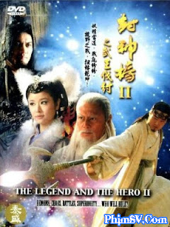Bảng Phong Thần 2 - The Legend And The Hero 2