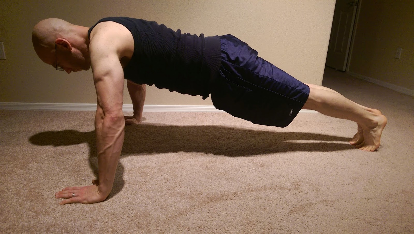What's A Hindu Pushup And Will It Help Me Get Stronger Arms