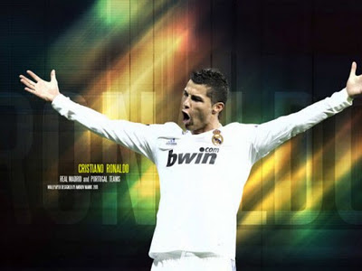 Koleksi Wallpaper Terbaik C.Ronaldo Real Madrid FC