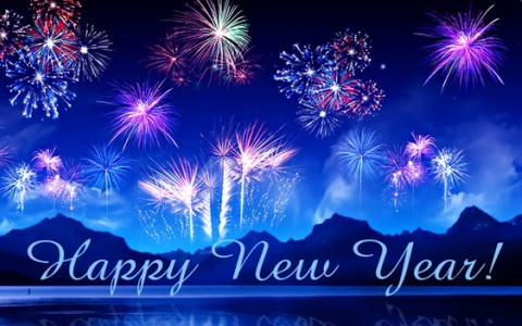 Happy New Year Messages 2018, New Year Wishes Message