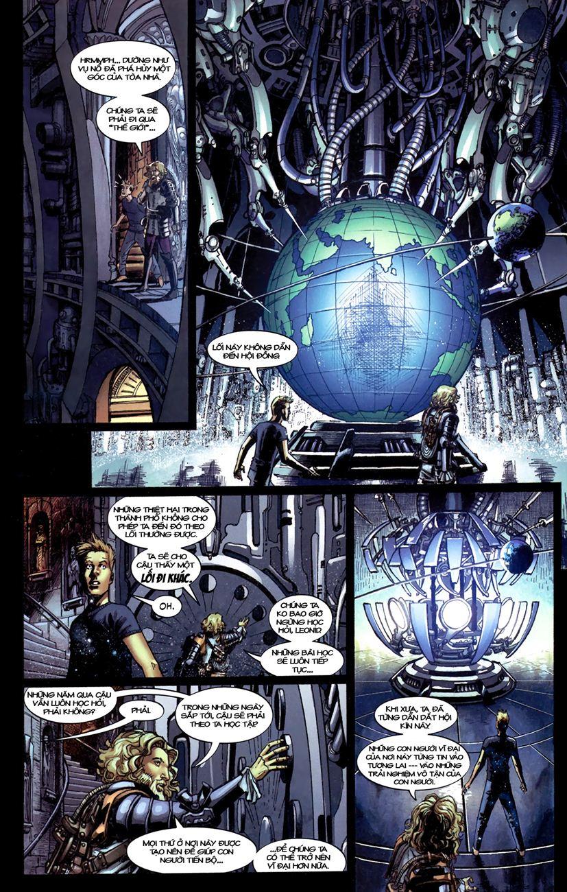S.H.I.E.L.D chap 2 - Trang 23