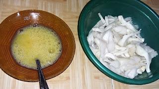 Jamur Tiram Crispy Rumahan
