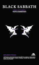 EDUARDO VITOLO - BLACK SABBATH, NEON KNIGHTS. TESTI COMMENTATI (ARCANA EDIZIONI, 2012)