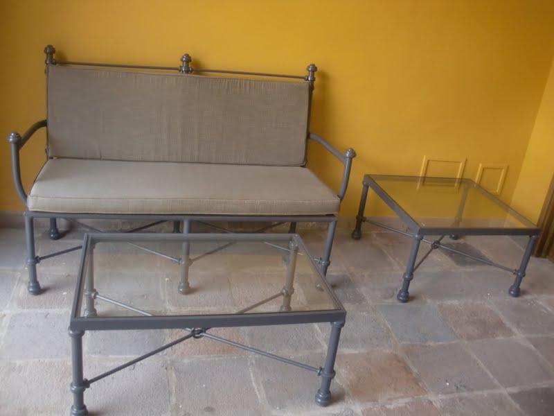 Decoraciones Manualidades En Madera: Como Repintar Muebles De Metal