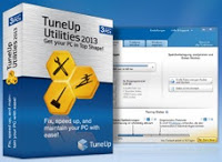 TuneUp utilities 2013  V13.0.2020.14 With Keygen