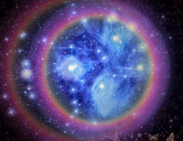 Pleiadian Rainbow