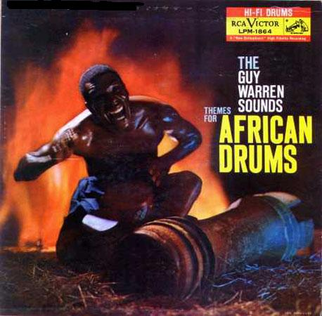 Chaino And His African Percussion Safari Jungle Echoes