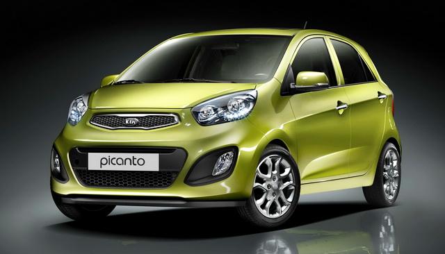 All New Kia Picanto Mobil Harga Spesifikasi