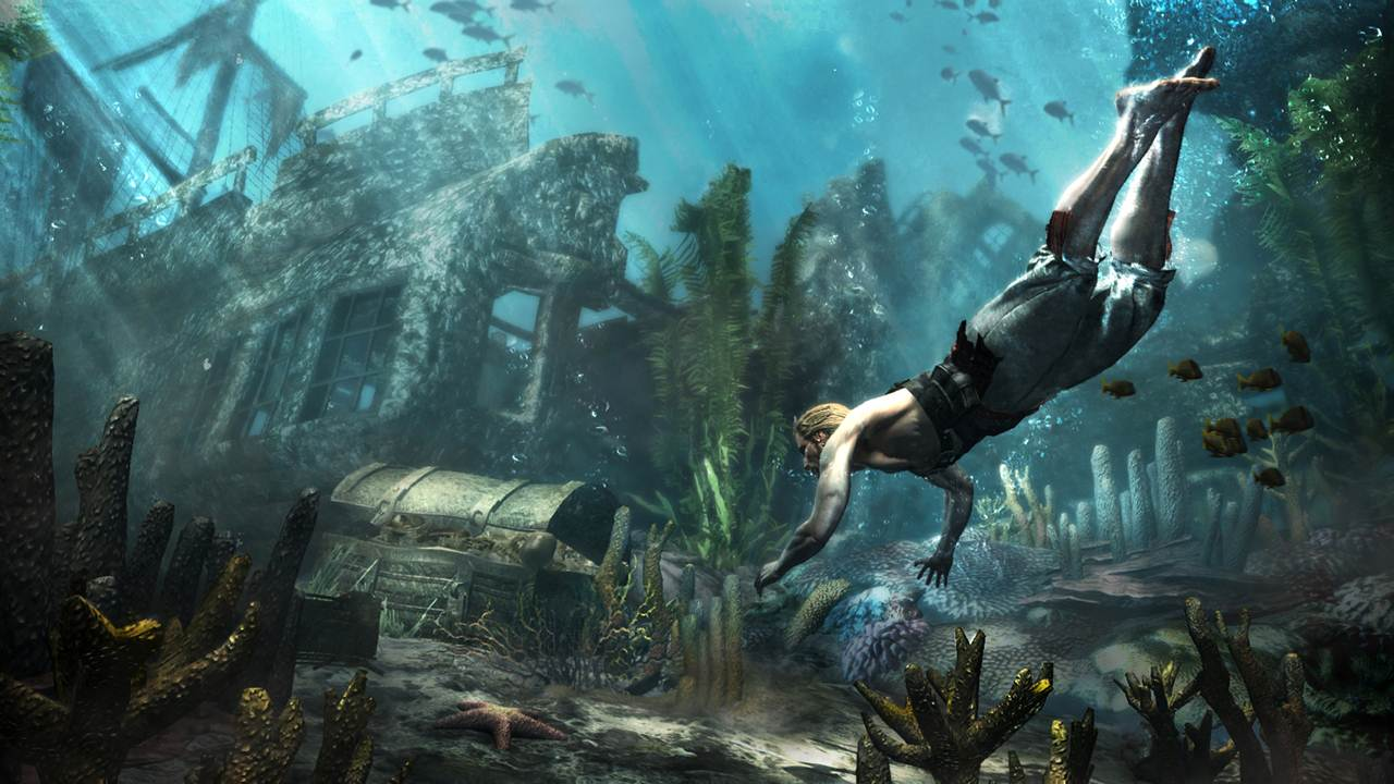 Assassin's Creed 4 Black Frag Full Tek Link İndir + Torrent