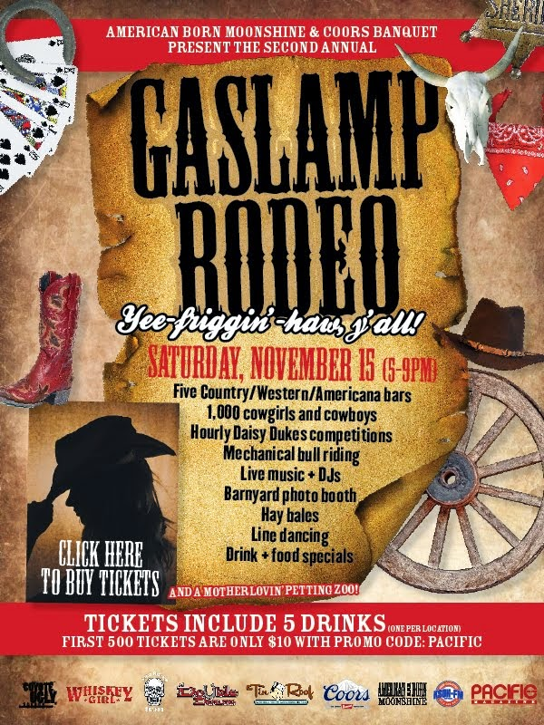 Gaslamp Rodeo